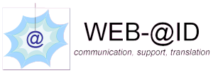 Web-Aid, communication, support, translation